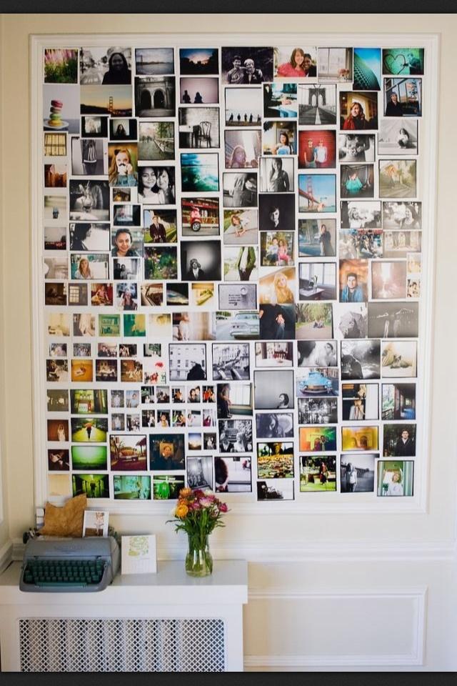 Dorable Enormes Marcos De Cuadros Collage Imagen - Ideas ...