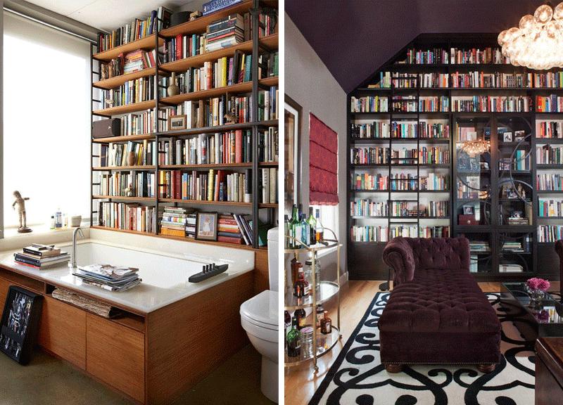 Crea tu propia biblioteca en casa haya real estate - Crea tu propia casa ...