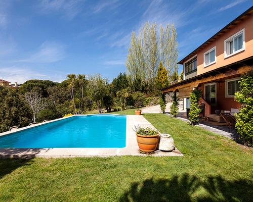 Casas con piscina haya real estate - Coste mantenimiento piscina ...