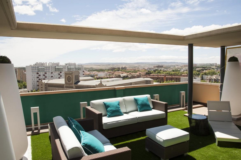 Áticos: porque las terrazas siempre dan vida - Noticias sector ...