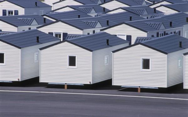 Casas sobre ruedas asequibles