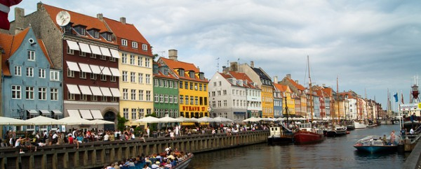 Copenhague puerto