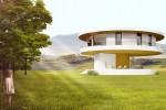 La vivienda giratoria inteligente es ya una realidad en España