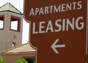 Señal de leasing
