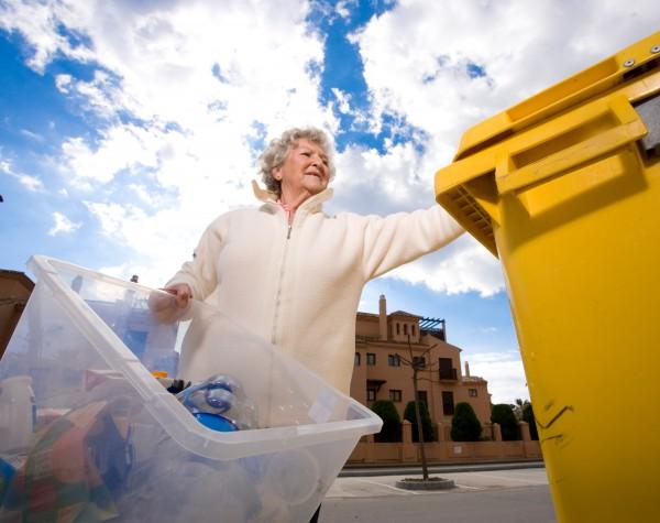 Obligaciones de reciclaje en las comunidades de vecinos
