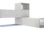 La Casa Tetris: apila bloques para construir tu vivienda ideal