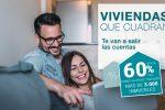 Más de 3.900 inmuebles con descuentos de hasta el 60% con Haya y Cajamar