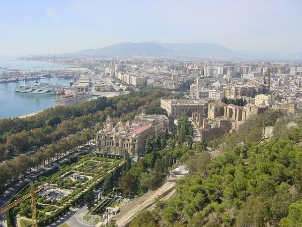 Málaga urbanismo