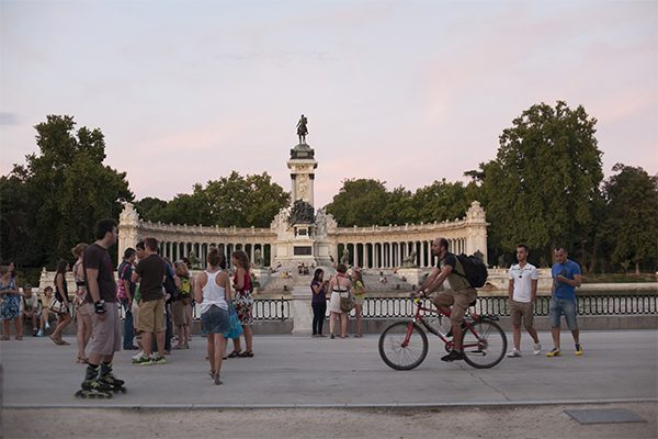 Calidad de vida en Madrid