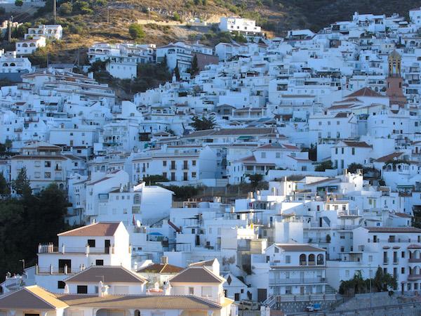 Pueblos blancos málaga