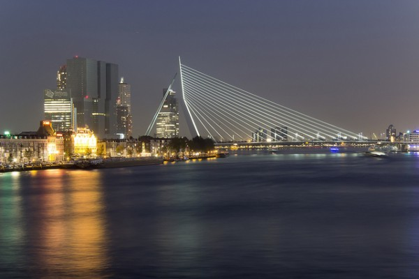 Rascacielos Rotterdam