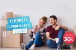 'Te mereces tu propia casa': más de 1.200 viviendas por menos de 70.000 euros con Haya