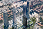 Torre Caleido, el edificio que modificará el skyline financiero de Madrid