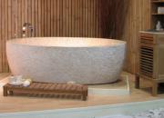 bañeras piedra