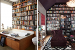 Crea tu propia biblioteca en casa