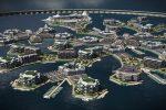 Artisanópolis: la paradisiaca ciudad que flotará en los mares del sur