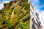 Los Jardines Verticales más impresionantes de Madrid