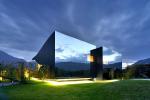 ¿Qué pasa cuando la arquitectura se confunde con la naturaleza?
