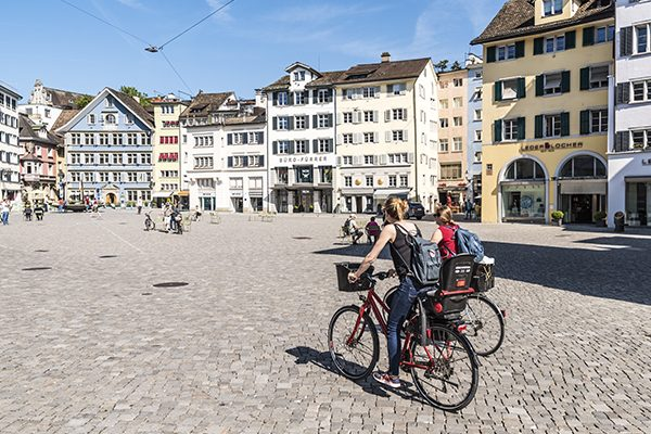 Zúrich es la ciudad del mundo más cara