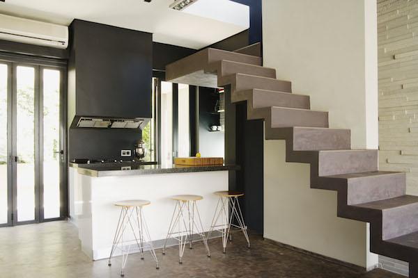 escaleras vivienda