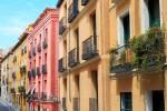 España, país europeo en el que más se vive en pisos