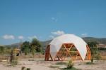 Casas geodésicas, ¿harías de una cúpula tu hogar?