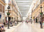 Málaga mercado inmobiliario, inversión retail, Málaga, calle Marques Larios, Alameda Principal