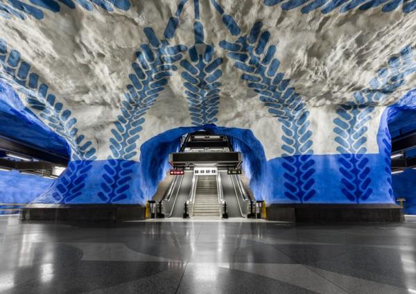 Metro de Estcolomo