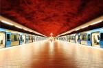 Las 10 estaciones de metro más originales y bellas del mundo