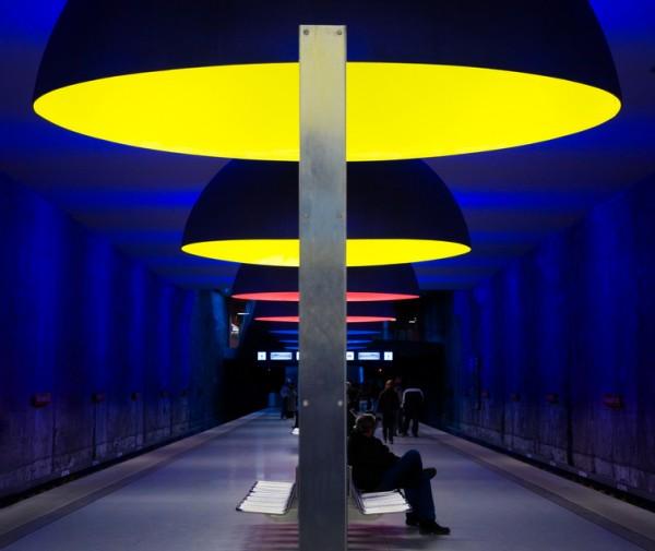 Metro de Munich