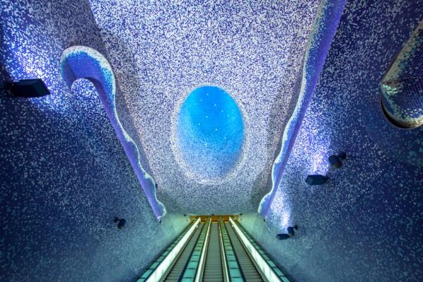 Metro de Napoles