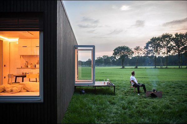 cabins, cabañas, micro, pequeñas, naturaleza