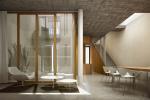 Patio Haus: la casa sevillana que casi no necesita climatización