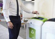 reciclaje, reciclar, empresa, compañía, responsabilidad social corporativa, cultura empresarial, medio ambiente, paperless